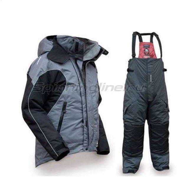Костюм Shimano DryShield XT Winter M серый - фотография 1