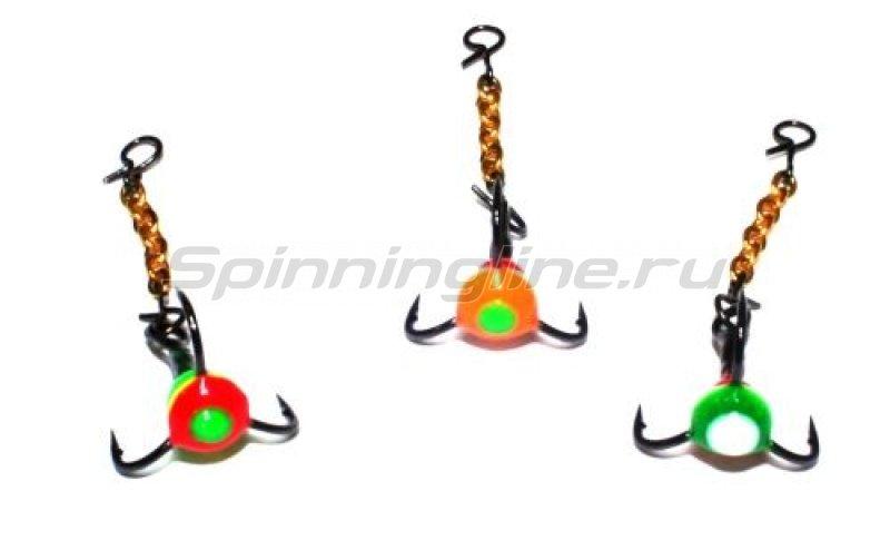 Оснастки цепочные Salmo LJ Chains c подв. тр. 20/G - фотография 1