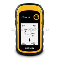 Навигатор Garmin eTrex 10 GPS/GLONAS Russia