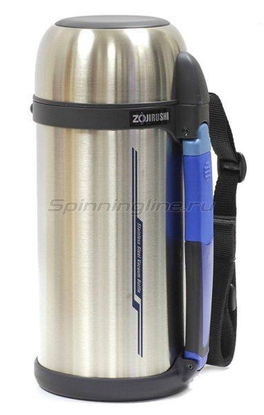 Термос Zojirushi SF-CC 20 XA 2.0л стальной, арт. SF-CC20-XA – купить по цене 5692 рубля в Москве с доставкой по России в рыболовном интернет-магазине Spinningline