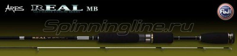 Спиннинг Ares Real 704M -  1