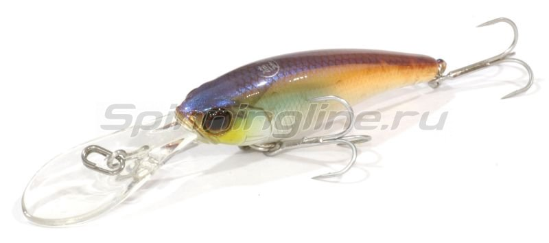 Jackall - Воблер Soul Shad 58SR SP natural shad - фотография 1