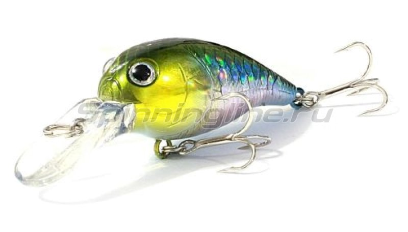 Lucky Craft - Воблер  Bevy Crank 45DR 0739 MS Japan Shad 823 - фотография 1