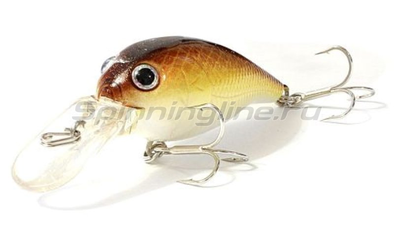 Lucky Craft - Воблер Bevy Crank 45DR 5619 Bronze Pearl Shad 825 - фотография 1