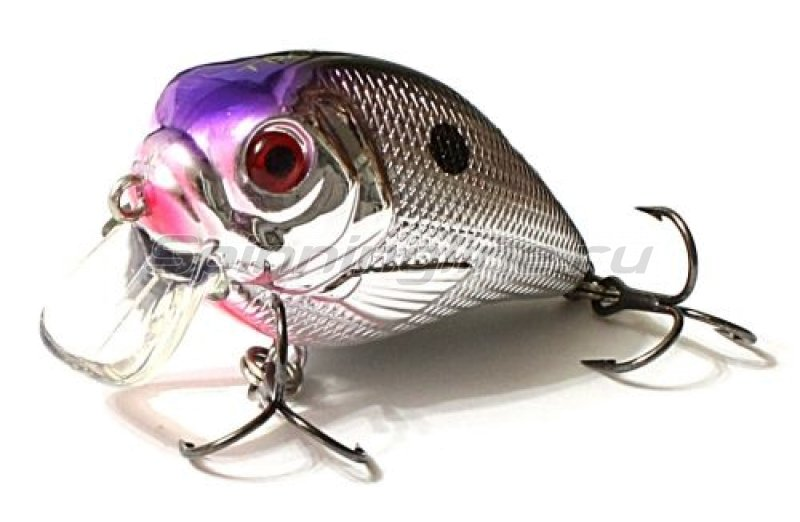 Воблер Belly Dog-F SR Silver Minnow -  1