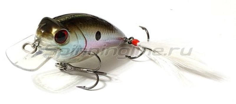 Cormoran - Воблер Belly Shad SD-F Ghost Minnow - фотография 1