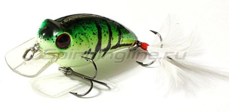 Воблер Belly Shad SD-F Green Perch -  1