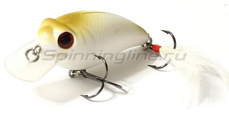 Cormoran - Воблер Belly Shad SD-F White Ghost - фотография 1