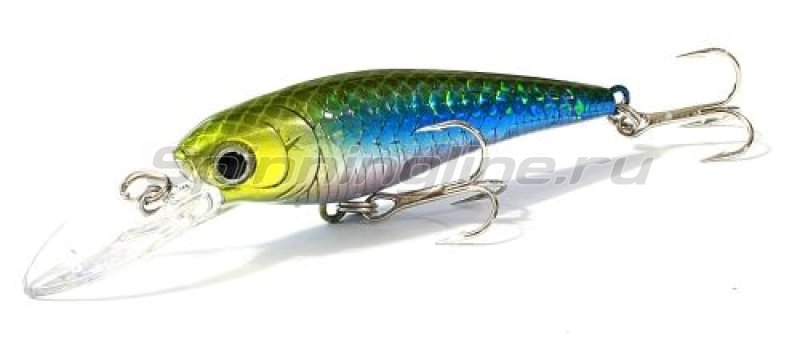 Lucky Craft - Воблер Bevy Shad 60SP 0739 MS Japan Shad 897 - фотография 1