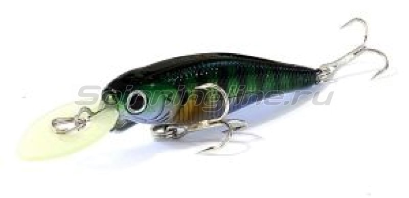 Воблер Bevy Shad MK-II 50SP Lake Biwa Blue Gill 178 -  1
