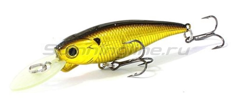 Воблер Bevy Shad MK-II 50SP Aurora Gold 256 -  1
