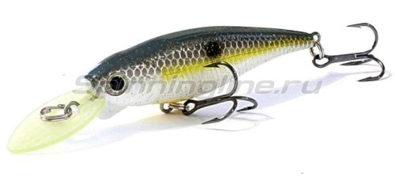 Lucky Craft - Воблер Bevy Shad MK-II 60SP Sexy Chartreuse Shad 172 - фотография 1