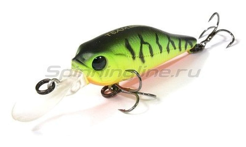 Воблер Deep Baby Shad-F Fire Tiger -  1