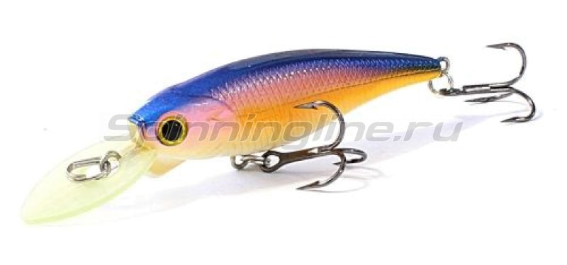 Lucky Craft - Воблер Bevy Shad MK-II 60SP Sexy Chameleon Shad 177 - фотография 1