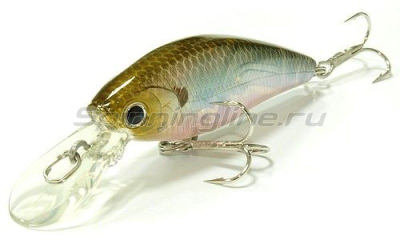 Lucky Craft - Воблер Bevy Shad TanGo 55SP Ghost Minnow 238 - фотография 1
