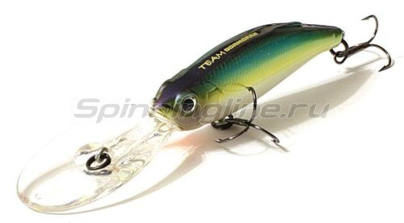 Воблер Hisaka Deep Shad F Blue Fish -  1