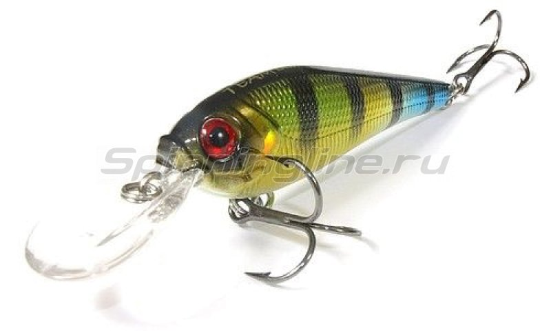 Cormoran - Воблер Ma-Ro Crank F Striped Minnow - фотография 1