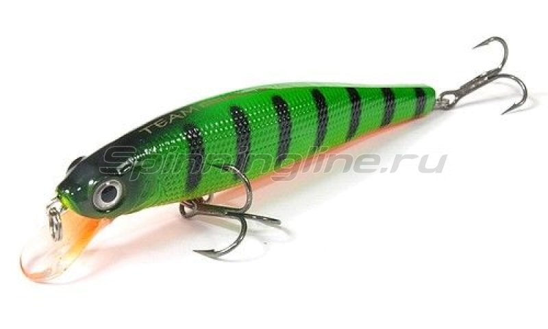Cormoran - Воблер Minnow PM35 F 70мм Fire Tiger - фотография 1