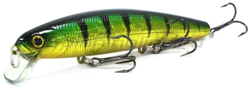 Воблер Flash Minnow 110SP Aurora Green Perch 280 -  1