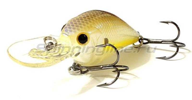 Lucky Craft - Воблер Flat Mini DR Chartreuse Shad 250 - фотография 1