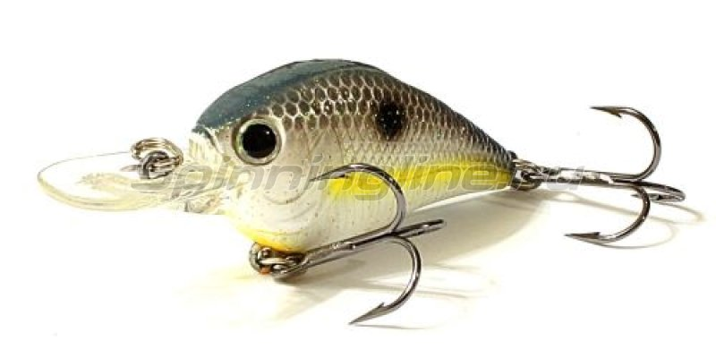 Lucky Craft - Воблер Flat Mini MR Sexy Chartreuse Shad 172 - фотография 1