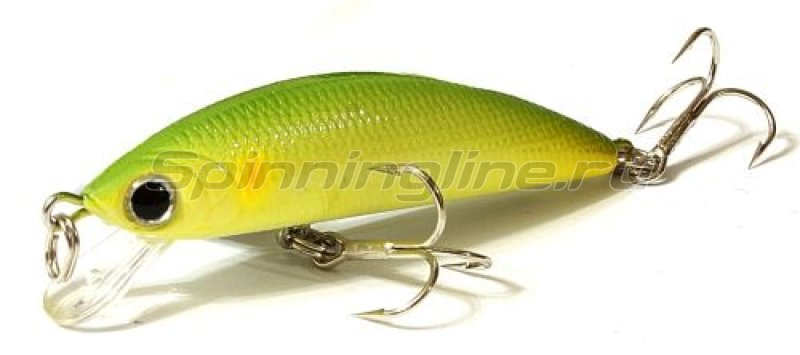 Lucky Craft - Воблер Humpback Minnow 50SP 5567 Ayu Chart 394 - фотография 1