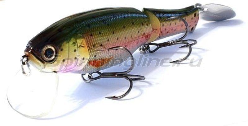 Воблер Real Bait F 0394 Aluminum Rainbow Trout || 320 -  1