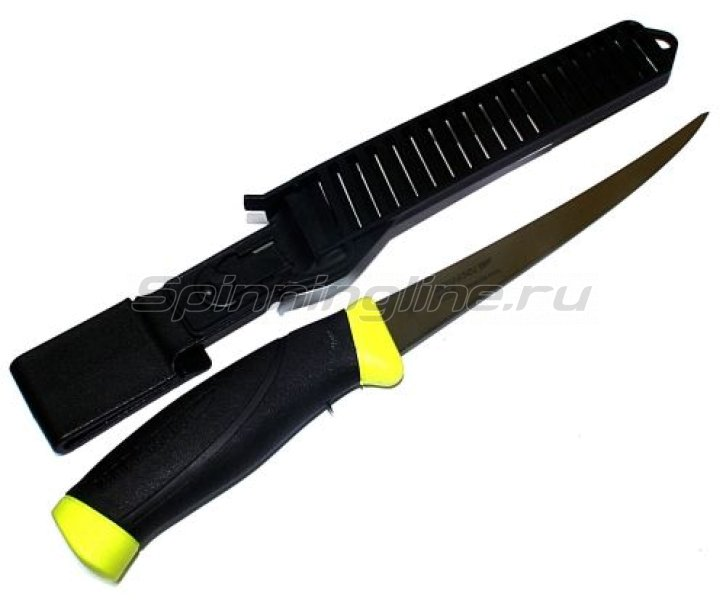 Нож Mora Kniv Fishing Comfort File 155 - фотография 1