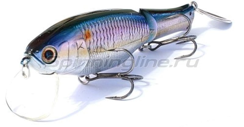 Lucky Craft - Воблер Real California 128 MS American Shad 270 - фотография 1