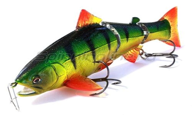 Lucky Craft - ������ Real California PR130 Aurora Green Perch 280 - ���������� 1