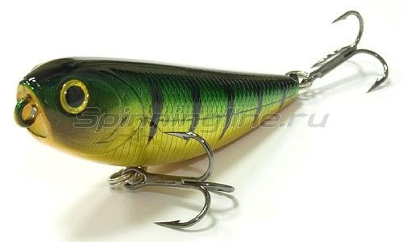 Lucky Craft - Воблер Sammy 065 Aurora Green Perch 280 - фотография 1