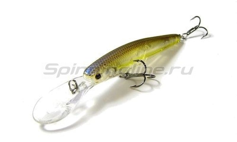 Lucky Craft - Воблер Staysee 90SP V2 Ghost Chartreuse Shad 170 - фотография 1