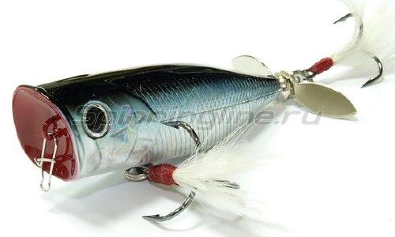 Lucky Craft - Воблер T-Splash 70 Aurora Black 052 - фотография 1