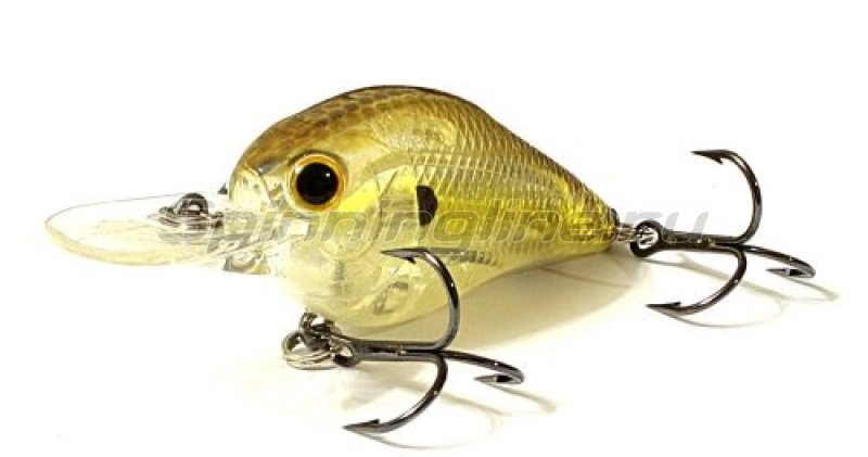 Воблер Flat Mini MR Ghost Chartreuse Shad 170 -  1