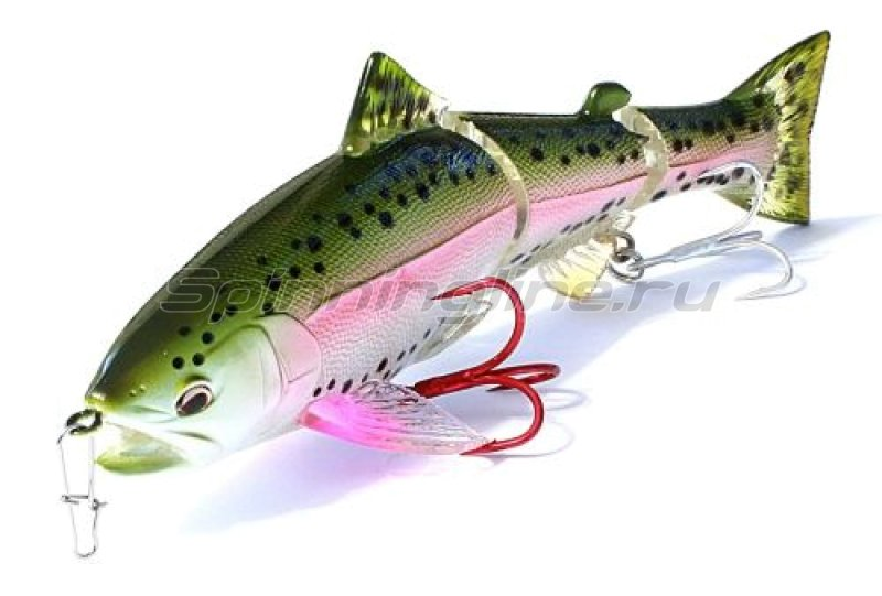 Lucky Craft - Воблер Real California 110 Supreme Rainbow Trout 056 - фотография 1