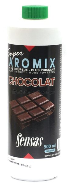Ароматизатор Sensas Aromix Chocolate 500 мл -  1