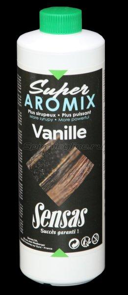 Ароматизатор Sensas Aromix Vanille 500 мл -  1