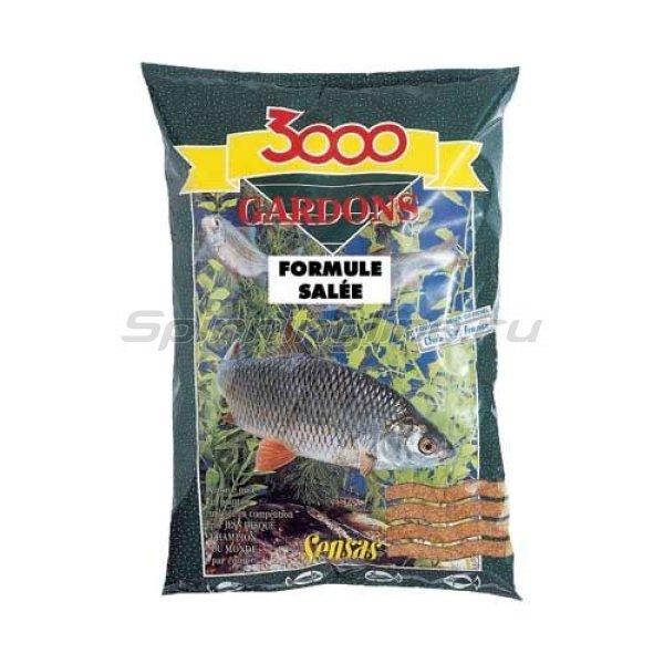 Прикормка Sensas 3000 Formula Solee 1 кг - фотография 1