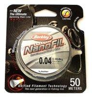 Nanofil 50м 0,04 clear