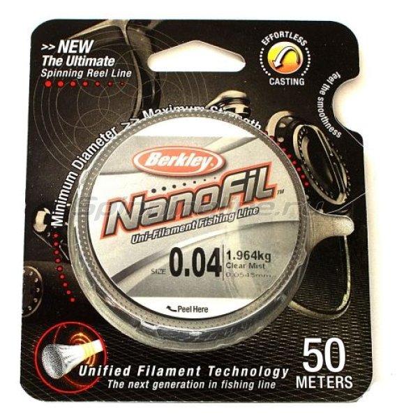 Nanofil 50м 0,04 clear -  1