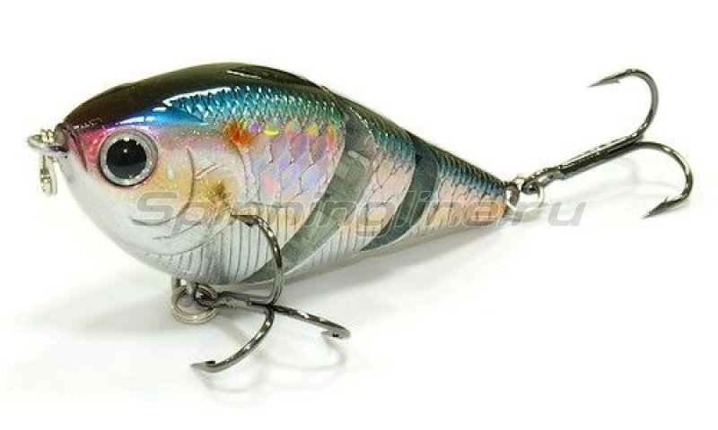 Lucky Craft - Воблер Fat Smasher 55 MS American Shad 270 - фотография 1