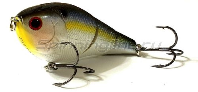 Воблер Fat Smasher 75 Pearl Threadfin Shad 183 -  1