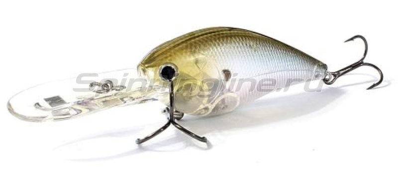 Воблер LC 3.5XD Ghost Minnow 238 -  1