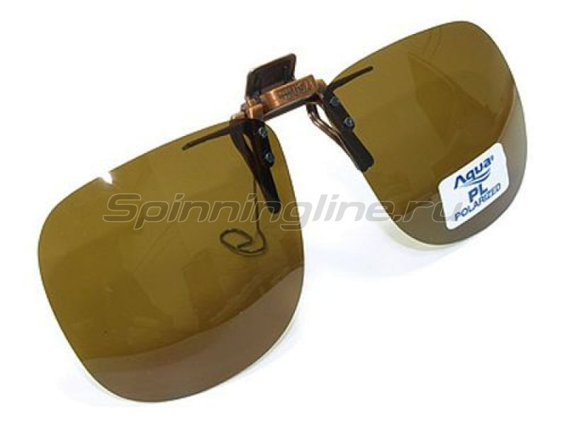 Накладки Aqua Flip-up 02 PL Brown -  1