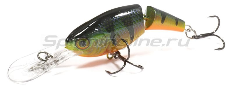 Rapala - Воблер Jointed Shad Rap 07 P - фотография 1