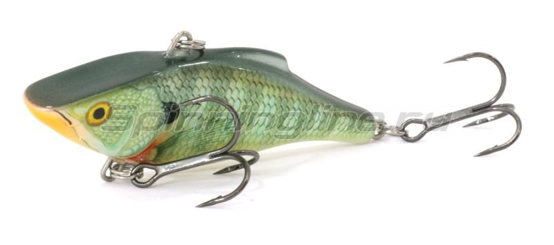 Воблер Rattlin Rapala 08 BG - фотография 1