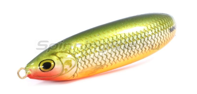 Rapala - Блесна Minnow Spoon 08 RFSH - фотография 1