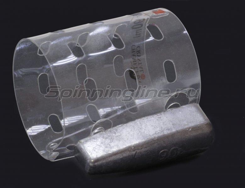 """Кормушка """"Хамелеон кристалл 2"""" 50 мл./100гр -  3"""