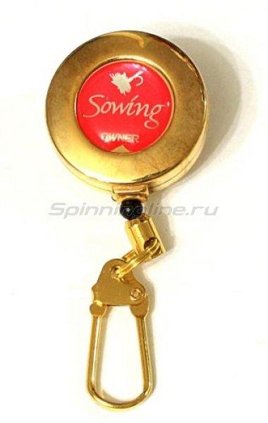 Owner - Ретривер Pin-Or-Reel красный - фотография 1