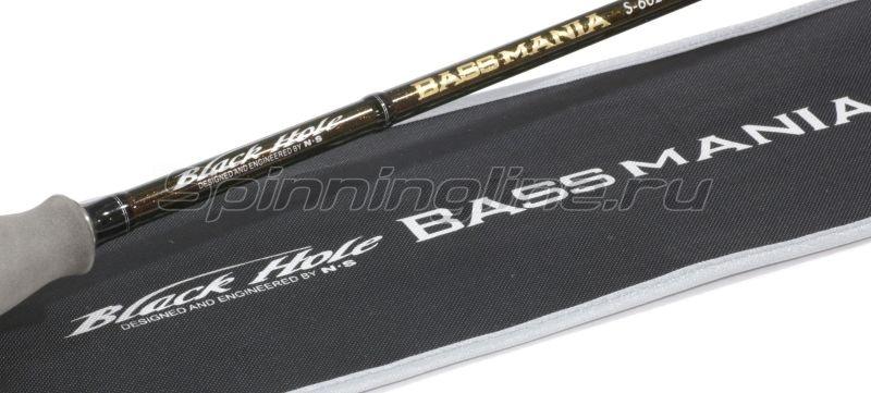 Black Hole - Спиннинг Bass Mania EVA S-762MH - фотография 6